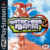 Motocross Mania 2 - PS1 Game