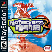 Motocross Mania 2 - PS1 Game