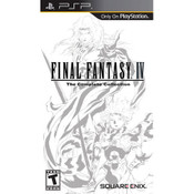 Final Fantasy IV The Complete Collection - PSP Game