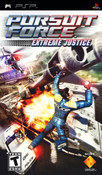 Pursuit Force Extreme Justice - PSP Game