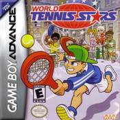 World Tennis Stars - Game Boy Advance Game