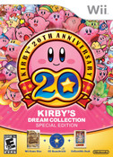Complete Kirby Dream Collection Special Edition - Wii Game