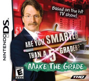 Are You Smarter Than A 5th Grader? Make The Grade - DS Game