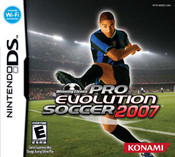 Winning Eleven Pro Evolution Soccer 2007 - DS Game