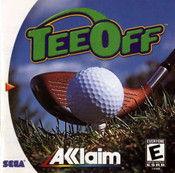 Tee Off - Dreamcast Game