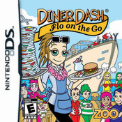 Diner Dash Flo on the Go - DS Game