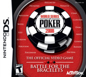 World Series of Poker 2008 Battle for the Bracelets - DS Game