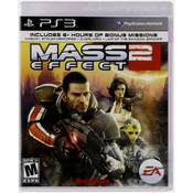 Mass Effect 2 - PS3 Game