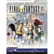 Final Fantasy IX Strategy Guide - Brady Games
