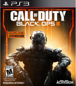 Call of Duty Black Ops III - PS3 Game