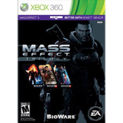 Mass Effect Trilogy - Xbox 360 Game
