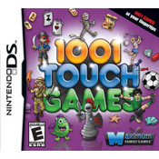 1001 Touch Game - DS Game