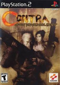 Contra Shattered Soldier - PS2 Game