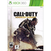 Call of Duty Advanced Warfare - Xbox 360 Game