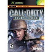 Call of Duty Finest Hour - Xbox Game