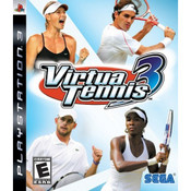 Virtua Tennis 3 - PS3 Game