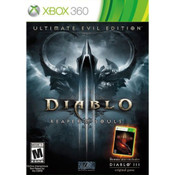 Diablo III Reaper of Souls - Xbox 360 Game