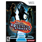 Dance Dance Revolution Hottest Party - Wii Game