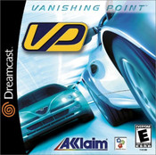 Complete Vanishing Point - Dreamcast Game