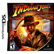 Indiana Jones and the Staff of Kings - DS Game