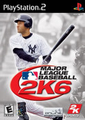 Major League Baseball 2K6 - PS2 Game