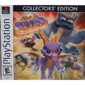 Complete Spyro The Dragon Year of the Dragon Collectors Edition - PS1 Game