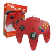New Replica Controller Red - N64