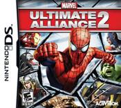 Marvel Ultimate Alliance 2 - DS Game