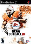 NCAA Football 10 - PS2 Game