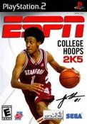 ESPN College Hoops 2K5 - PS2 Game