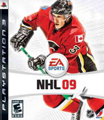 NHL 09 - PS3 Game