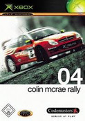 Colin McRae Rally 04 - Xbox Game