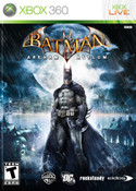 Batman Arkham Asylum - Xbox 360 Game