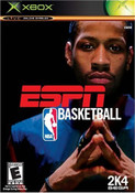 ESPN NBA Basketball - Xbox Game