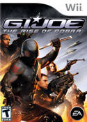 G.I. Joe: The Rise of Cobra - Wii Game