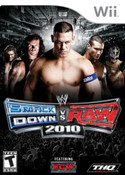 Smackdown vs Raw 2010 - Wii Game