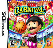 New Carnival Games - DS Game