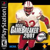 NCAA Game Breaker 2001 - PS1 Game