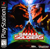 Complete Small Soldiers - PS1 Game