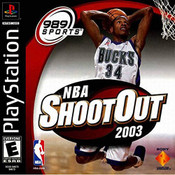 Complete NBA Shootout 2003 - PS1 Game