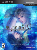 Final Fantasy X/X2 HD Remaster - PS3 Game