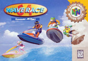 Complete Wave Race 64 Players Choice - N64 Game