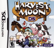 Harvest Moon DS - DS Game