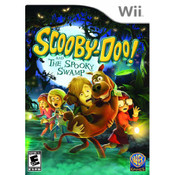 Scooby-Doo! and the Spooky Swamp - Wii Game