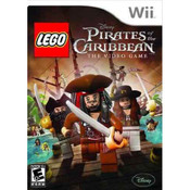 Lego Pirates of the Caribbean - Wii Game