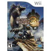 Monster Hunter Tri - Wii Game