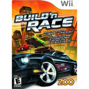 Build 'n Race - Wii Game