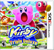 Kirby: Triple Deluxe - 3DS Game