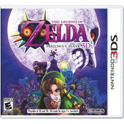The Legend of Zelda Majora's Mask 3D Nintendo 3DS Game | DKOldies