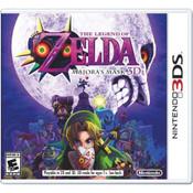 The Legend of Zelda Majora's Mask 3D Nintendo 3DS Game | DKOldies